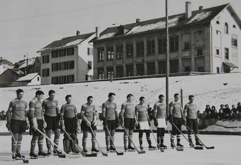 HC Moutier (vers 1950)