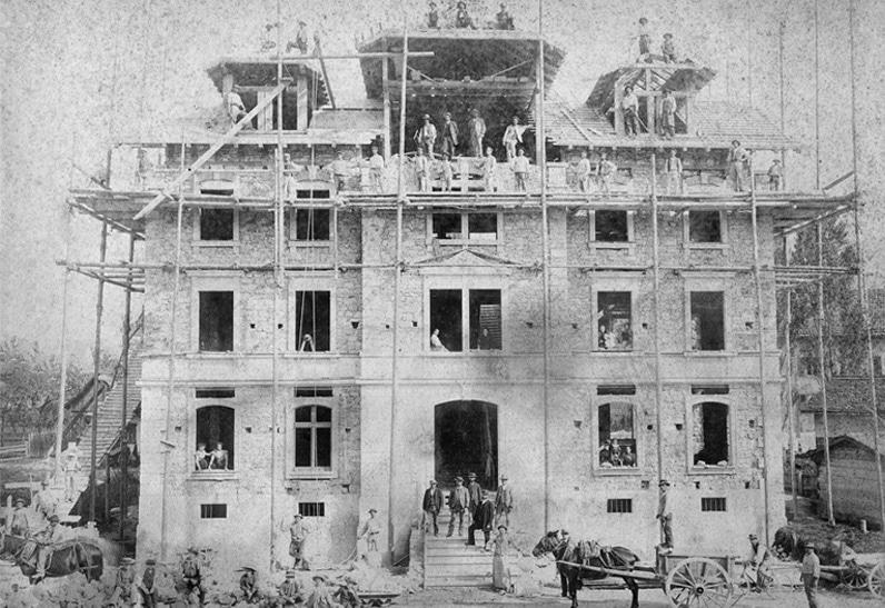 Hôtel suisse (1896)