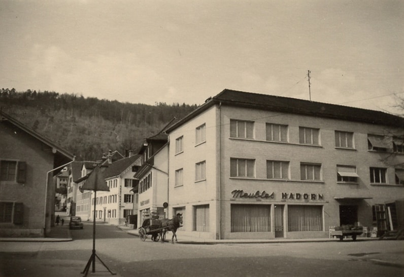 Hadorn (après 1945)