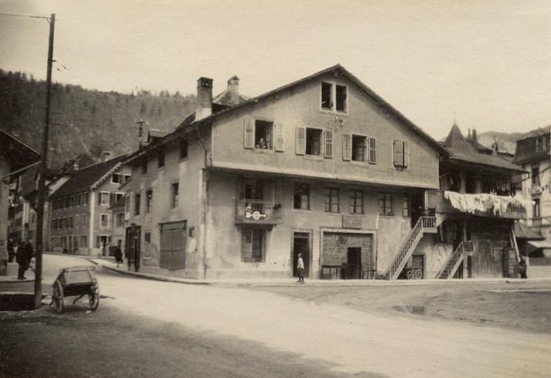 Hadorn (avant 1945)