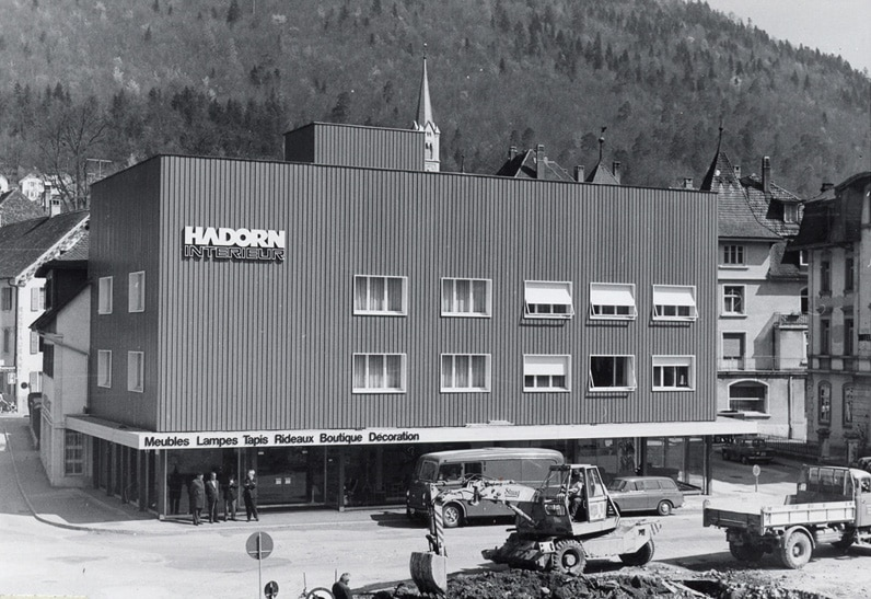 Hadorn (de nos jours)
