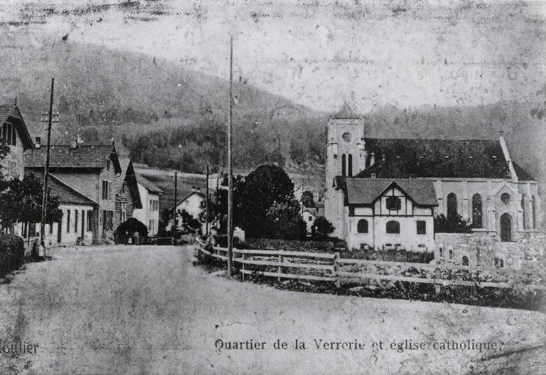 Quartier Verrerie (19e s.)