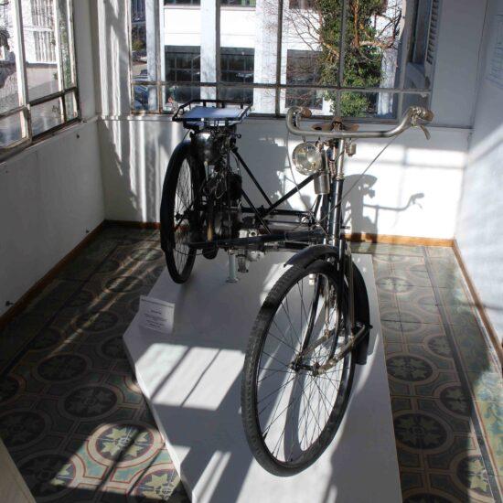 prototype du side motor