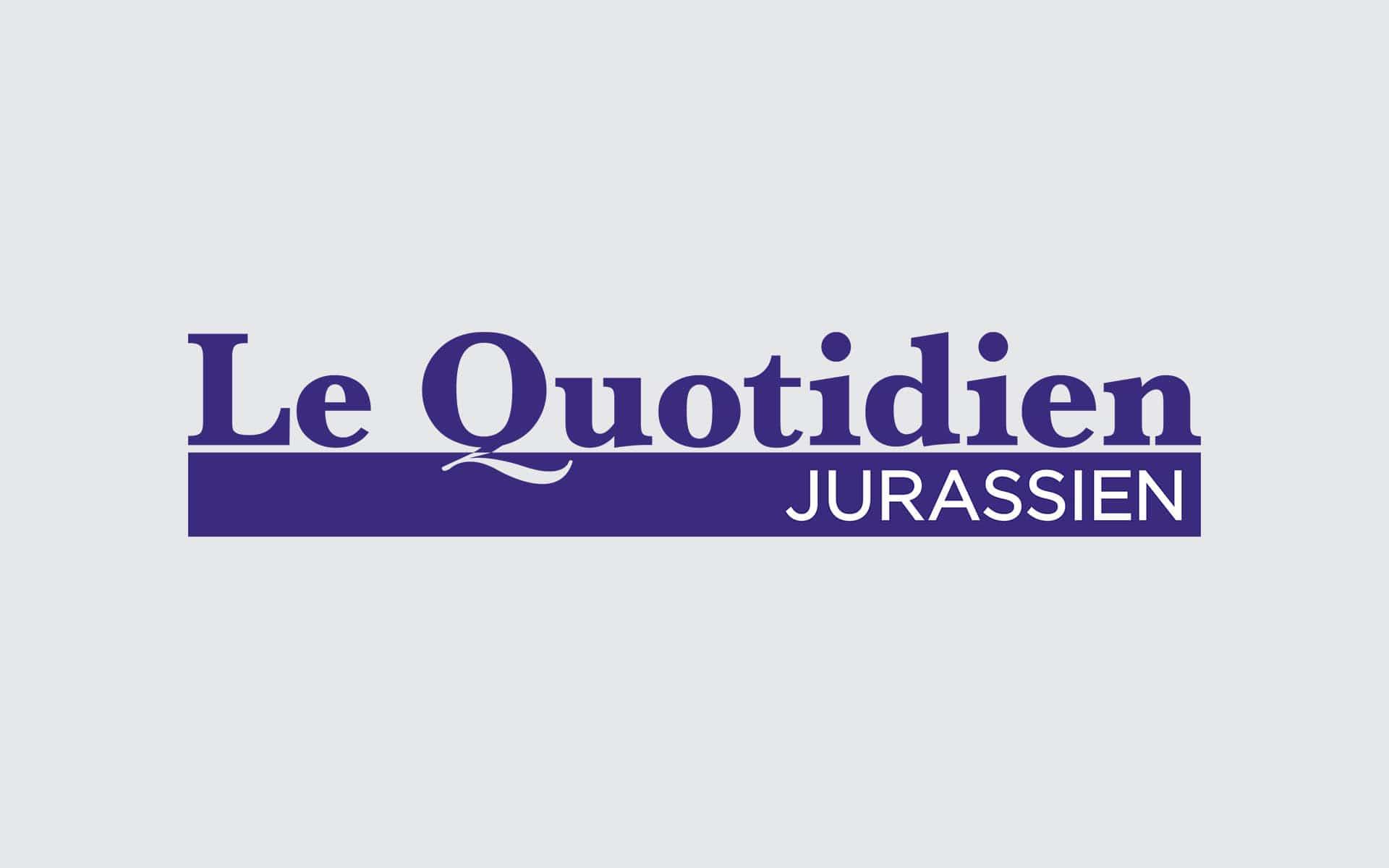 logo le quotidien jurassien